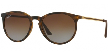 Sunglasses - Ray-Ban® - Ray-Ban® RB4274 - 856/T5 RUBBER HAVANA // BROWN GRADIENT POLARIZED