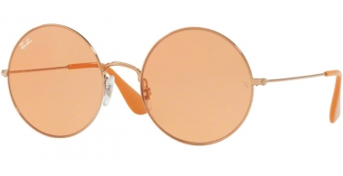 Lunettes de soleil - Ray-Ban® - Ray-Ban® RB3592 JA-JO - 9035C6 SHINY COPPER // ORANGE BRONZE FLASH