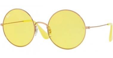Lunettes de soleil - Ray-Ban® - Ray-Ban® RB3592 JA-JO - 9035C9 SHINY COPPER // YELLOW FLASH