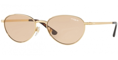 Sunglasses - Vogue - VO4082S BY GIGI HADID - 280/73 GOLD // BROWN