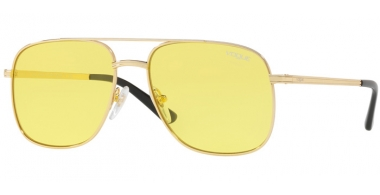 Sunglasses - Vogue - VO4083S BY GIGI HADID - 280/85 GOLD // YELLOW