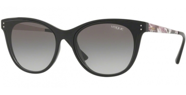 Sunglasses - Vogue - VO5205S - W44/11 BLACK // GREY GRADIENT