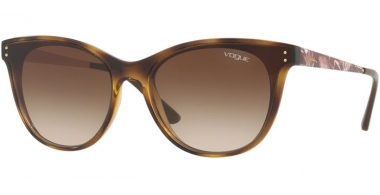 Sunglasses - Vogue - VO5205S - W65613 DARK HAVANA // BROWN GRADIENT
