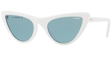 Sunglasses - Vogue - VO5211S BY GIGI HADID - 260480 WHITE // BLUE