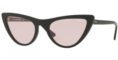 Sunglasses - Vogue - VO5211S BY GIGI HADID - W44/5 BLACK // PINK