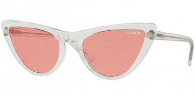 Sunglasses - Vogue - VO5211S BY GIGI HADID - W74584 CRYSTAL //  PINK
