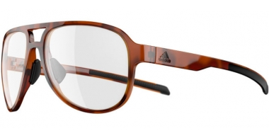 Sunglasses - Adidas - AD33 PACYR - 6100 BROWN HAVANA // VARiO (ANTIFOG) CLEAR – GREY