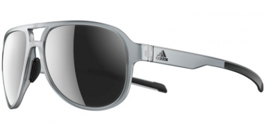 Sunglasses - Adidas - AD33 PACYR - 6500 GREY TRANSPARENT // CHORME MIRROR