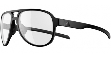 Sunglasses - Adidas - AD33 PACYR - 9300 MATTE BLACK // VARiO (ANTIFOG) CLEAR – GREY