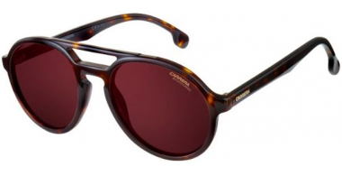 Sunglasses - Carrera - CARRERA PACE - 086 (W6) DARK HAVANA // BURGUNDY ANTIREFLECTION POLARIZED