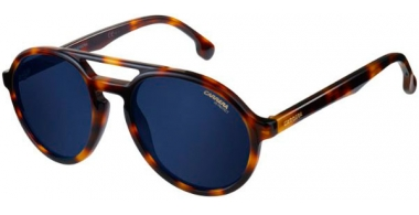 Sunglasses - Carrera - CARRERA PACE - SX7 (KU) LIGHT HAVANA // BLUE GREY
