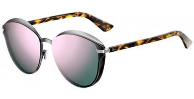 Gafas de Sol - Dior - DIOR MURMURE LIMITED EDITION - 1SK (0J) DARK RUTHENIUM HAVANA // GREY ROSE GOLD MIRROR