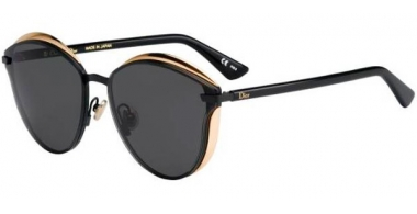 Gafas de Sol - Dior - DIOR MURMURE LIMITED EDITION - P8A (Y1) BLACK GOLD // GREY