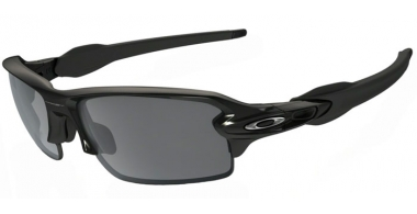 Gafas de Sol - Oakley - FLAK 2.0 OO9295 - 9295-19 POLISHED BLACK // BLACK IRIDIUM