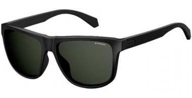 Gafas de Sol - Polaroid - PLD 2057/S - 003 (M9) MATTE BLACK // GREY POLARIZED