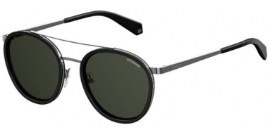 Gafas de Sol - Polaroid - PLD 6032/S - 807 (M9) BLACK // GREY POLARIZED