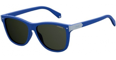 Gafas de Sol - Polaroid - PLD 6035/S - PJP (M9) BLUE // GREY POLARIZED