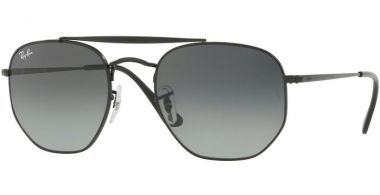 Gafas de Sol - Ray-Ban® - Ray-Ban® RB3648 MARSHAL - 002/71 BLACK // GREY GREEN GRADIENT