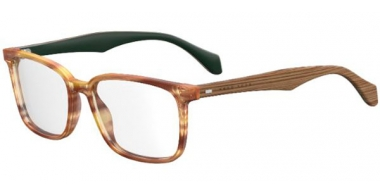 Frames - BOSS Hugo Boss - BOSS 0844 - IWG HONEY BROWN GREEN