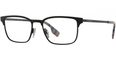 Frames - Burberry - BE1332 - 1283 BLACK RUBBER