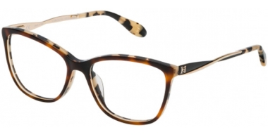 Frames - Carolina Herrera New York - VHN581C - 0XA5 DARK HAVANA