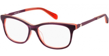 Frames - Fossil - FOS 7025 - 7FF PURPLE VIOLET RED