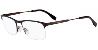 Frames - BOSS Hugo Boss - BOSS 0998 - 4IN  MATTE BROWN