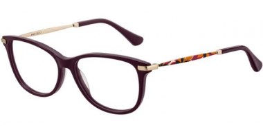 Frames - Jimmy Choo - JC207 - 0T7 PLUM