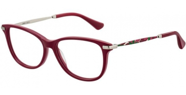 Frames - Jimmy Choo - JC207 - VNC CHERRY