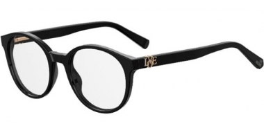 Frames - Love Moschino - MOL523 - 807 BLACK