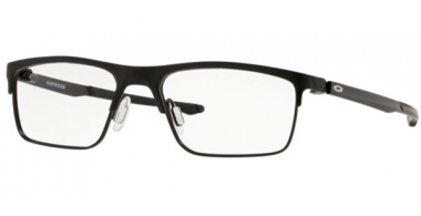 Frames - Oakley Prescription Eyewear - OX5137 CARTRIDGE - 5137-01 SATIN BLACK