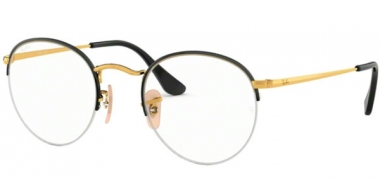 Frames - Ray-Ban® - RX3947V - 2946 GOLD ON TOP BLACK