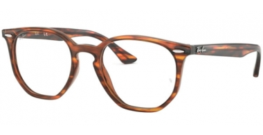 Frames - Ray-Ban® - RX7151 - 5797 HAVANA RED BROWN