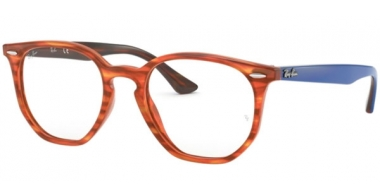Frames - Ray-Ban® - RX7151 - 5799 LIGHT BROWN HAVANA