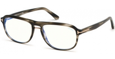 Frames - Tom Ford - FT 5538-B - 056 SPOTTED GREY
