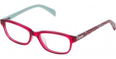 Frames Junior - Tous Junior - VTK530 - 02GR SHINY TRANSPARENT FUCHSIA