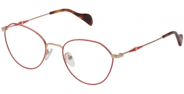 Frames - Tous - VTO376 - 0A93  SHINY ROSE GOLD RED