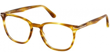 Frames - Tom Ford - FT 5506 - 047 HAVANA HONEY