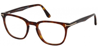 Frames - Tom Ford - FT 5506 - 054 HAVANA RED