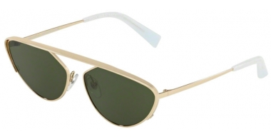 Gafas de Sol - Alain Mikli - A04012 NADEGE - 003/71 LIGHT GOLD // GREEN
