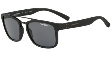 Sunglasses - Arnette - AN4248 BALLER - 254181 ROUGH BLACK // GREY POLARIZED