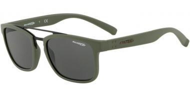 Sunglasses - Arnette - AN4248 BALLER - 254887 MATTE MILITARY GREEN // GREY