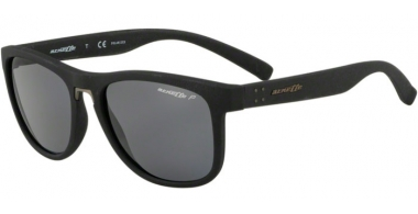 Gafas de Sol - Arnette - AN4252 WOKE - 254181 BLACK ROUGH // GREY POLARIZED
