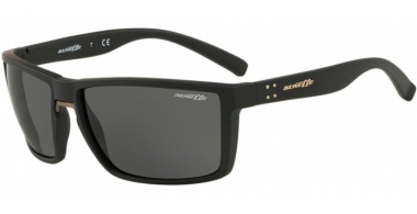 Sunglasses - Arnette - AN4253 PRYDZ - 01/87 BLACK RUBBER // GREY