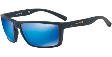 Sunglasses - Arnette - AN4253 PRYDZ - 215325 BLUE RUBBER // GREEN MIRROR LIGHT BLUE