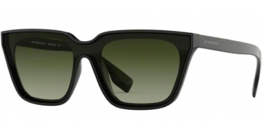 Sunglasses - Burberry - BE4279 - 30018E BLACK // GREEN GRADIENT