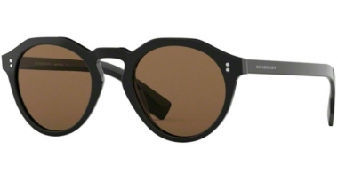Sunglasses - Burberry - BE4280 - 300173 BLACK // BROWN