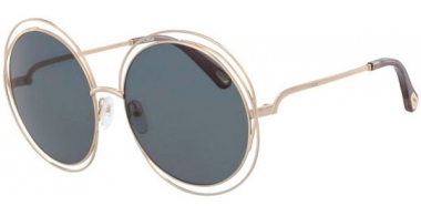 Sunglasses - Chloé - CE114SD CARLINA - 731 GOLD // GREY