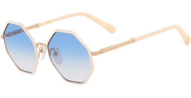 Frames Junior - Chloé Kids - CE3102S PALMA - 756 GOLD WHITE // BLUE GRADIENT