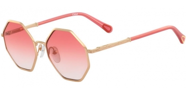 Frames Junior - Chloé Kids - CE3102S PALMA - 780 ROSE GOLD // PINK GRADIENT